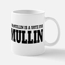 Vote For McMullin Mug