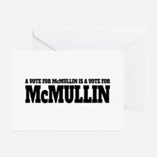 Vote For McMullin Greeting Card