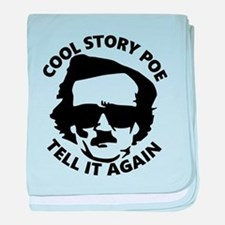 Cool Story Poe B baby blanket