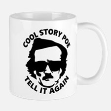 Cool Story Poe B Mugs