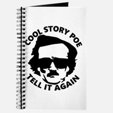 Cool Story Poe B Journal