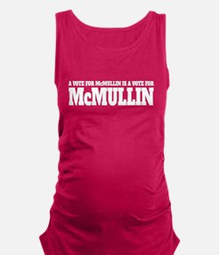 Vote For McMullin Maternity Tank Top