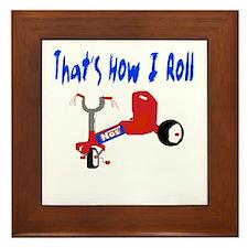 roll Framed Tile