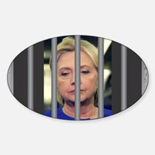 Hillary - Do the Time Decal