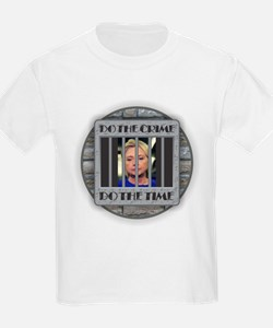 Hillary - Do the Time T-Shirt