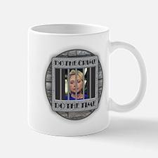 Hillary - Do the Time Mugs