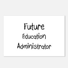 Future Education Administrator Postcards (Package