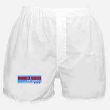 I WANT MICHELLE OBAMA FOR PRESIDENT 2 Boxer Shorts