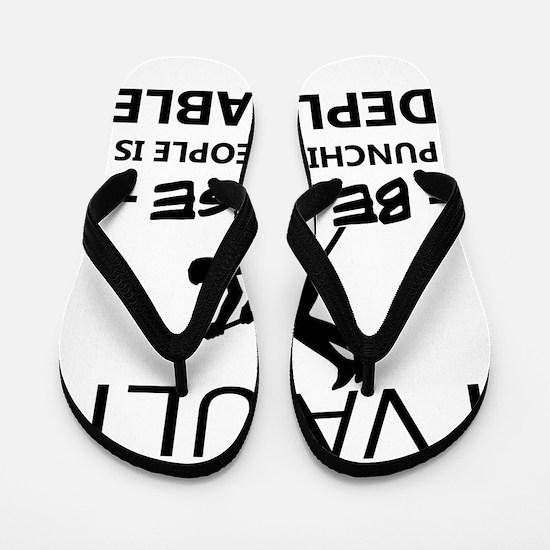 Pole vault designs Flip Flops