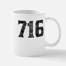 716 Buffalo Area Code Mugs