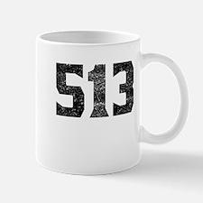 513 Cincinnati Area Code Mugs