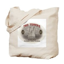Two Towers Morrison Hotel Cig Tote Bag