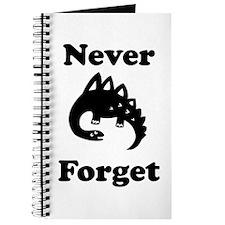 Never Forget (The Original) Journal