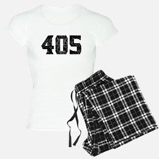 405 Oklahoma City Area Code Pajamas