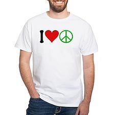 I Love Peace (design) Shirt