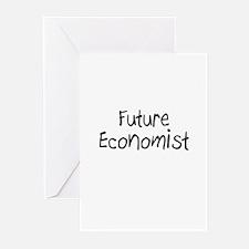Future Economist Greeting Cards (Pk of 10)
