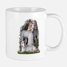 Angel and Unicorns Mugs