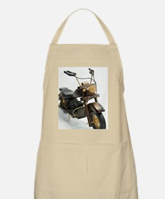 Toy Motorcycles Apron