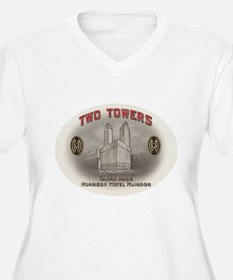 Two Towers Morrison Hotel Cig T-Shirt