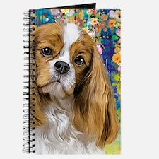 Cavalier King Charles Spaniel Painting Journal