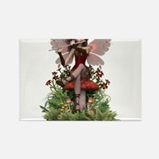 Ceara ~ Flute Fairy Magnets