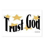Trust God Postcards (Package of 8)