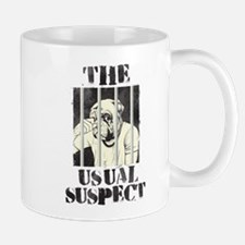 The Usual Suspect Mugs