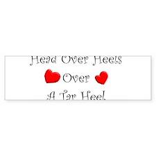 Love a Tar Heel Bumper Bumper Sticker