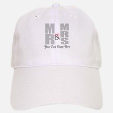 Mr and Mrs Love Baseball Baseball Baseball Cap