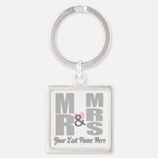 Mr and Mrs Love Keychains