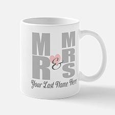 Mr and Mrs Love Mugs
