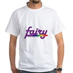 fairy White T-Shirt