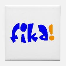 fika Tile Coaster