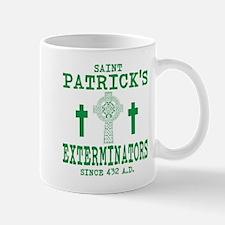 St. Patrick Exterminators Mugs
