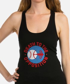 DS9 Death To The Opposition Racerback Tank Top