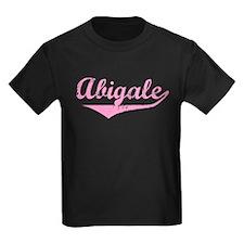 Abigale Vintage (Pink) T
