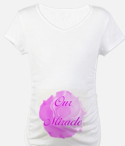 """Our Miracle"" (pink) - Shirt"