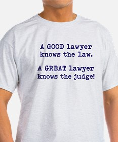 A Great Lawyer T-Shirt