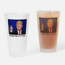 Cool Small penis Drinking Glass