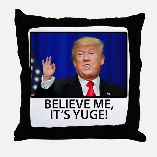 Funny Penis Throw Pillow