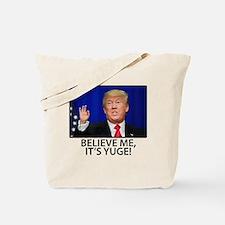 Funny Small penis Tote Bag