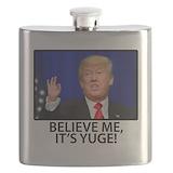 Donald trump Flask Bottles