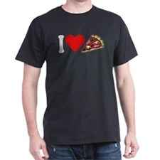 I Love Pizza (design) T-Shirt