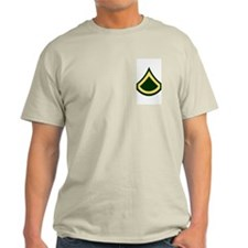Private First Class <BR>Sand T-Shirt