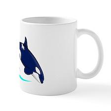 Orca Sparkle Mug