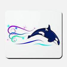 Orca Sparkle Mousepad