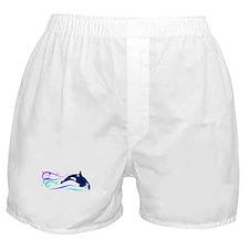 Orca Sparkle Boxer Shorts
