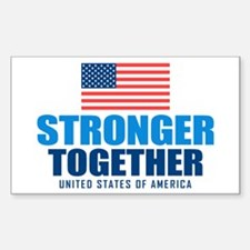 Stronger Together Decal