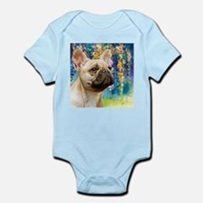 French Bulldog Painting Body Suit