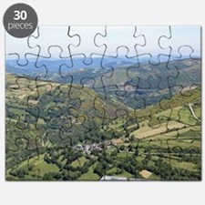 Galician Valley View Puzzle